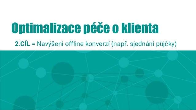 Optimalizace péče o klienta Vstupní data pro optimalizační model NAVŠTÍVENÉ WEBY S REKLAMOU ČS WEB ČS 1.imprese 2.imprese ...
