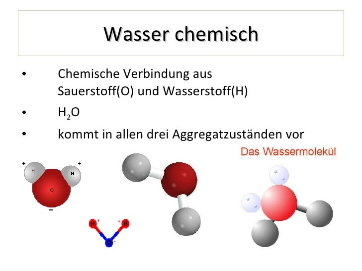 02 Wasser Chemie Präsentation 2
