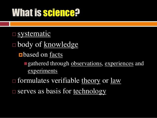 02 what is science Slide 2