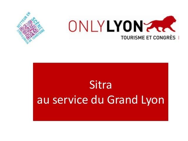 Sitraau service du Grand Lyon