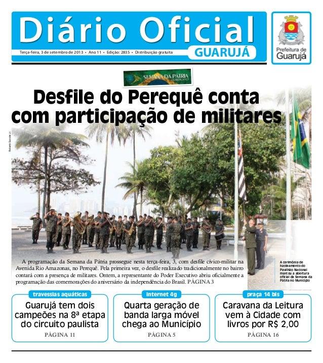 Guarujá tem dois campeões na 8ª etapa do circuito paulista Página 11 travessias aquáticas Caravana da Leitura vem à Cidade...