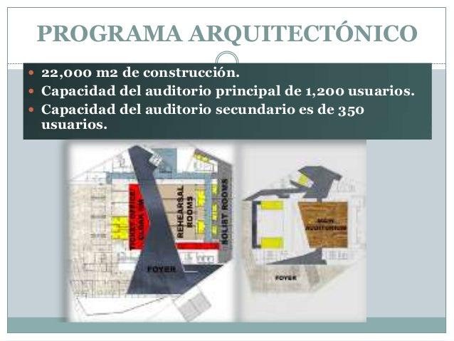 03 el programa de necesidades for Programa arquitectonico de un restaurante pdf