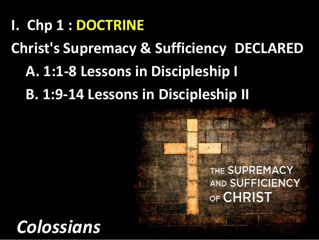 03 15 Colossians 2