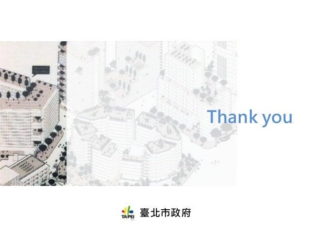 Thank you 臺北市政府