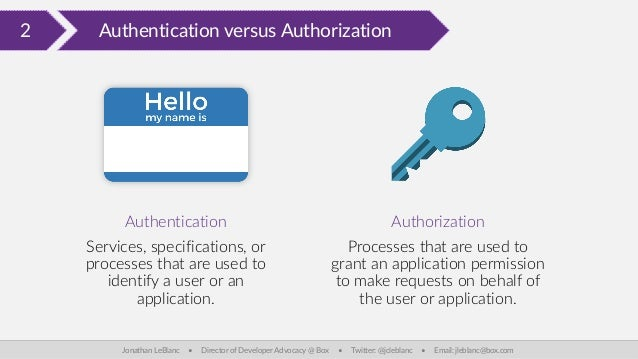 JavaScript App Security: Auth and Identity on the Client