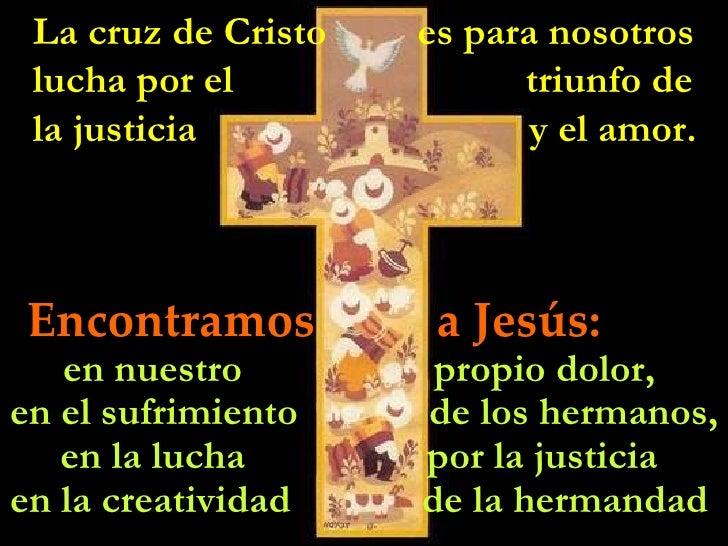 03 25 Compartimos Cruz Cristo