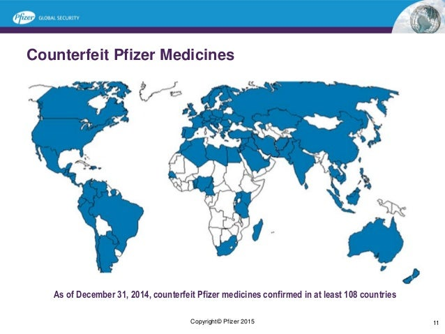 Session 3 Ivan Ho Pfizer Counterfeit Medicines Threat