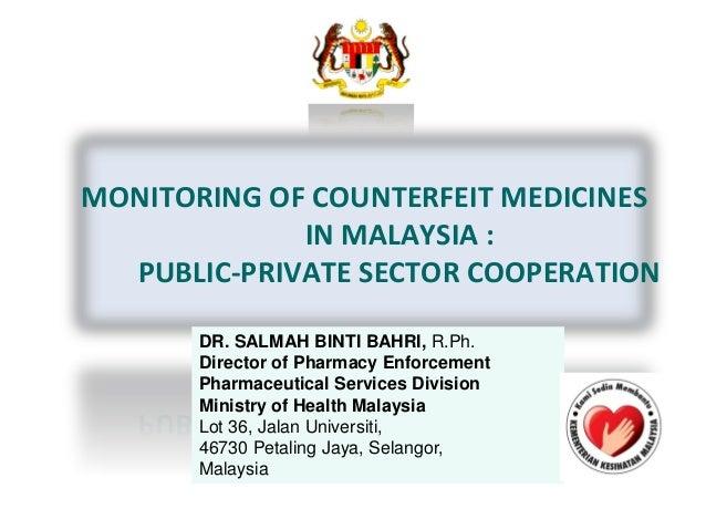 Session 3 Salmah Bahri Ministry Of Health Malaysia Monitoring O