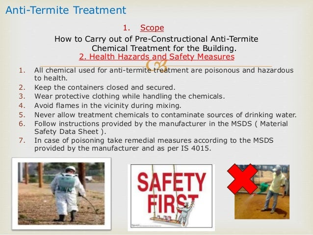 Anti Termite Anti Termite Material