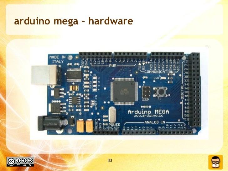 arduino mega – hardware