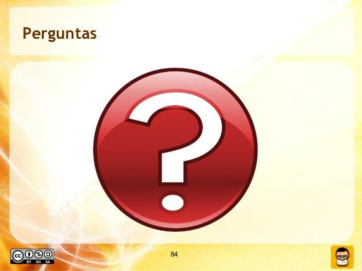 Perguntas