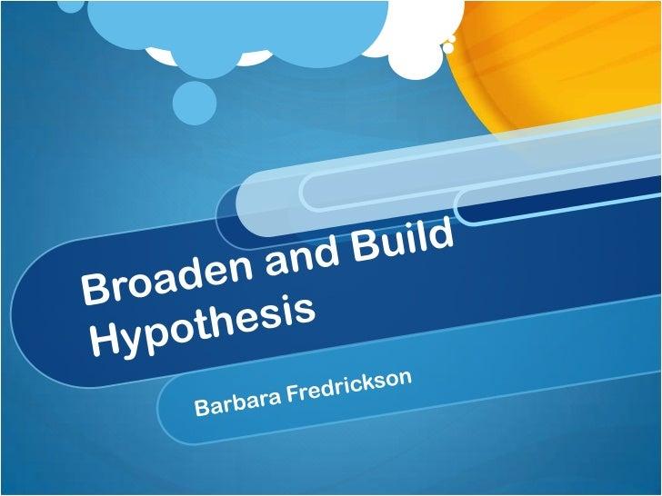 Barbara    FredricksonKenan Distinguished Professor  of Psychology and Principal   Investigator of the PositiveEmotions an...