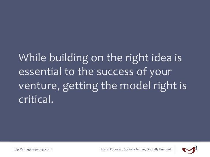Lecture 3 - Business Model Slide 3