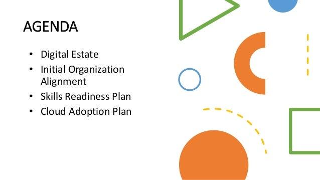 Cloud Adoption Plan - Planning phase Slide 2