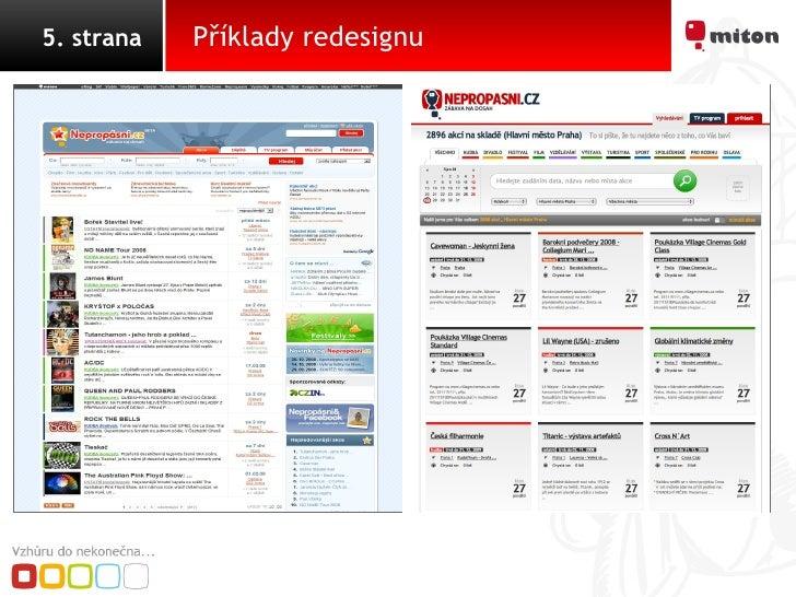 Příklady webů