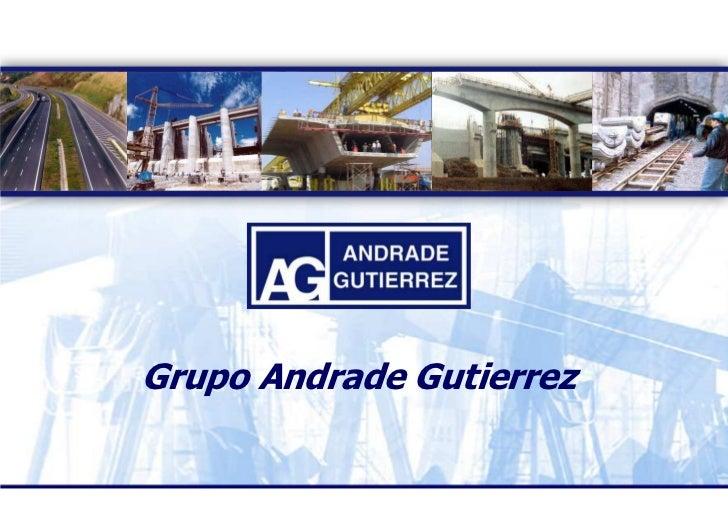 Grupo Andrade Gutierrez