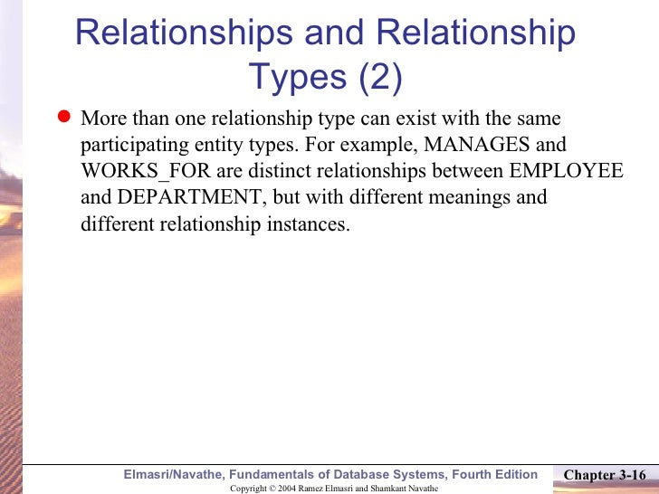type 2 and 4 relationship