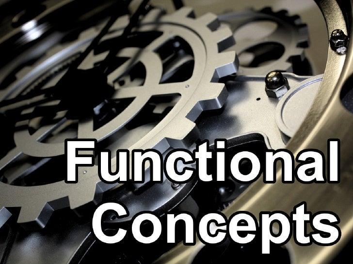 Theoretical Underpinnings     Michal P´se (CTU in Prague)         ıˇ                    Object Prgrmmng L. 3: Functional C...