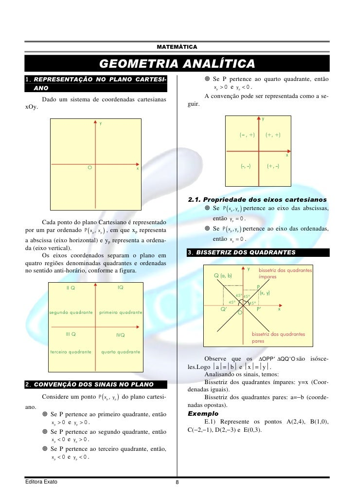 03 geometria analtica