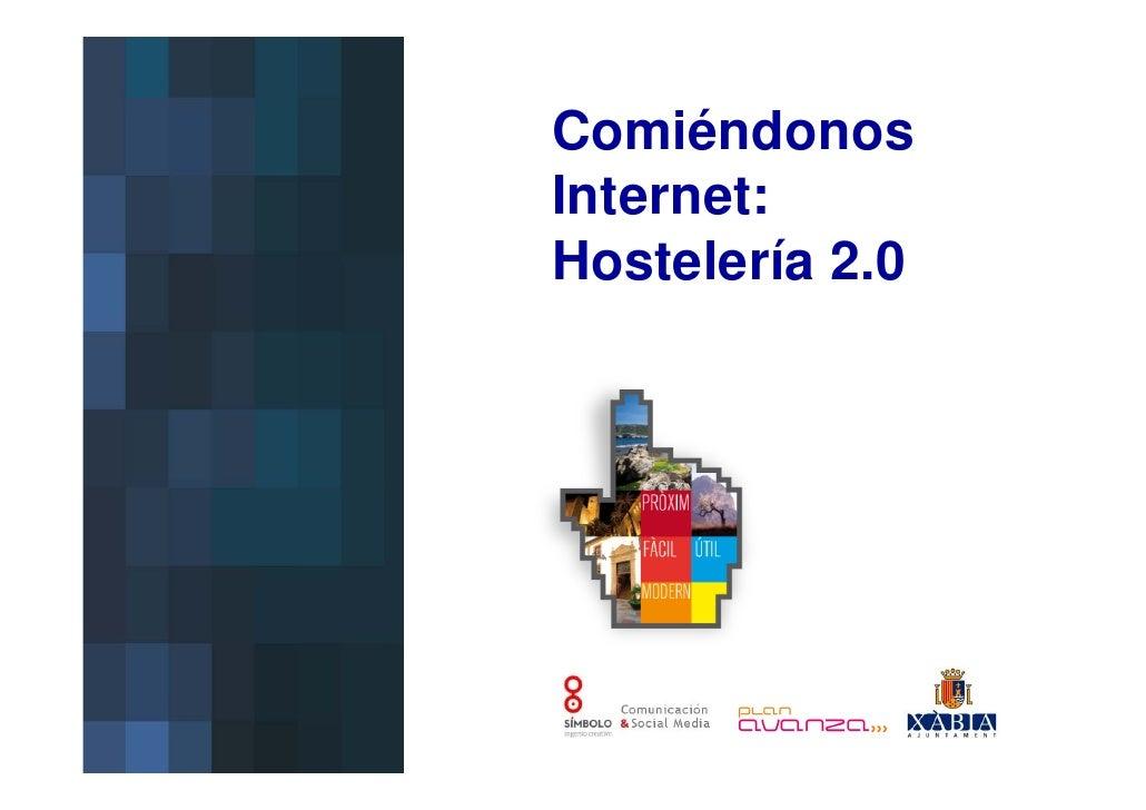 ComiéndonosInternet:Hostelería 2.0