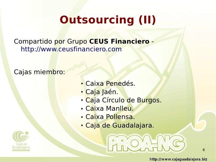 03 infraestructura caja guadalajara neurowork why floss for Oficinas caixa burgos