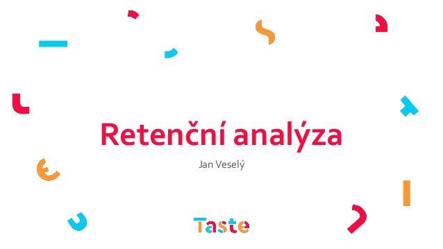 Retenční analýza JanVeselý