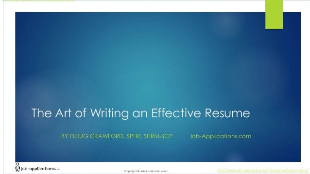 Copyright © Job-Applications.com http://www.job-applications.com/resources/lesson-plans/ http://www.job-applications.com/r...