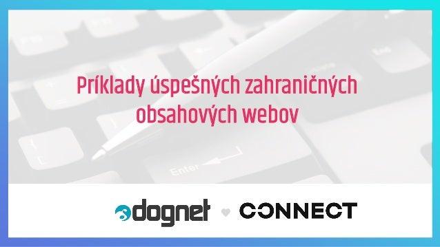 Príklady úspešných zahraničných obsahových webov