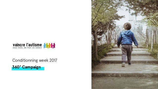 Conditionning week 2017 360° Campaign