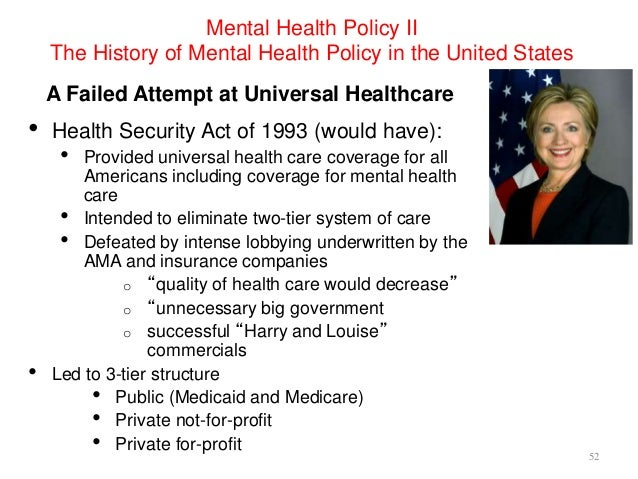 Why Doesn't the United States Have Universal Healthcare?