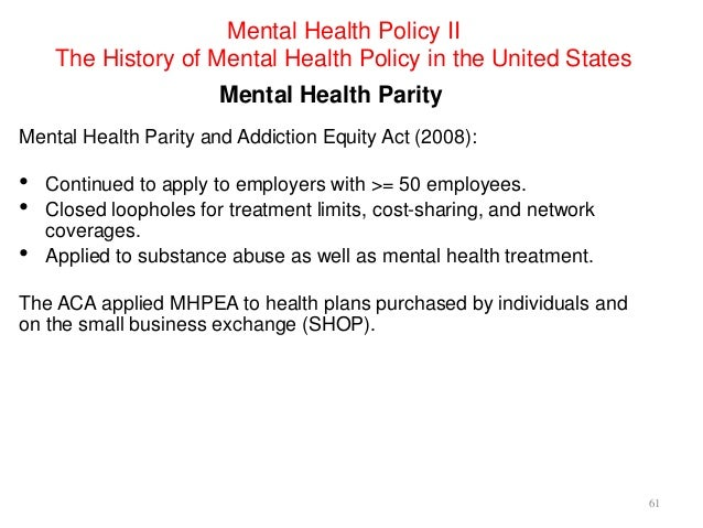 mental health parity act of 1996 Workworld help/information system topic: mental health parity act of 1996 (mhpa.