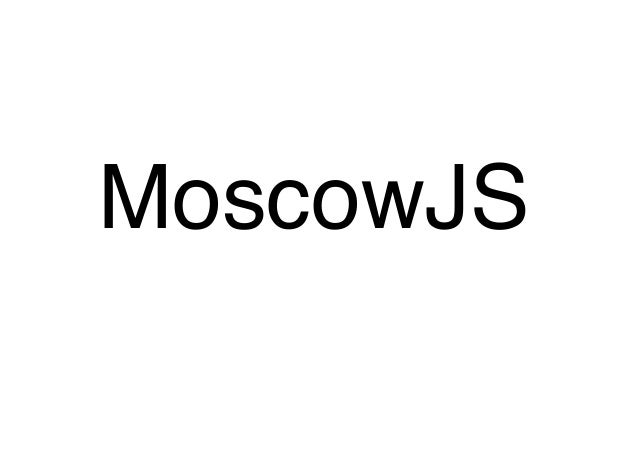 MoscowJS