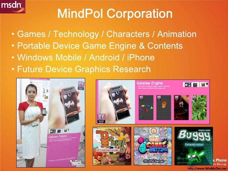 Casual Game for Windows Mobile Slide 3