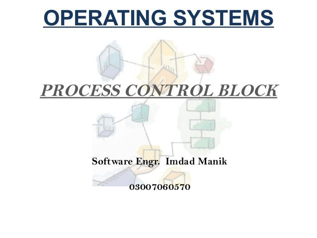 Processes Control Block Operating System