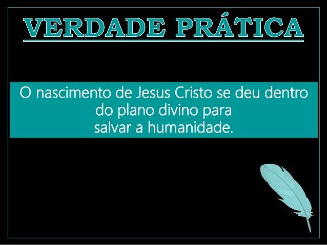 A Salvação e o Advento do Salvador. Slide 3