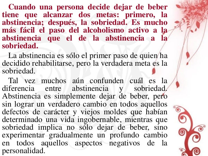 Los métodos del tratamiento de la dependencia alcohólica por la hipnosis