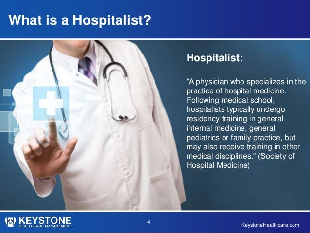 the hospitalist imperative: alignment, Human body