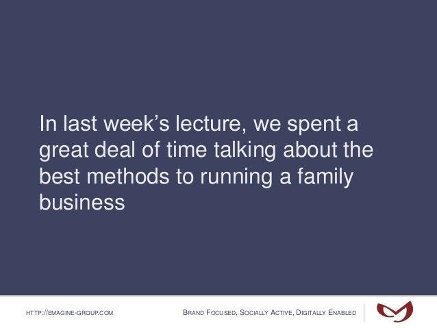 Understanding Family Influence Slide 2