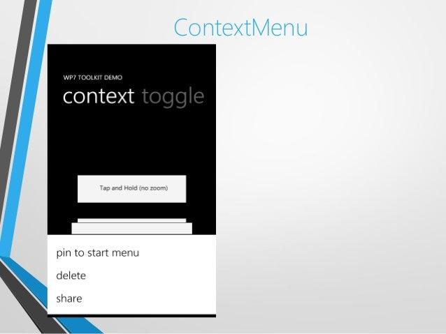 ContextMenu