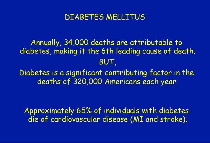 Introduction about diabetes mellitus pdf american