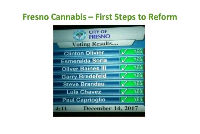 Fresno Cannabis – First Steps to ReformFresno Cannabis – First Steps to Reform
