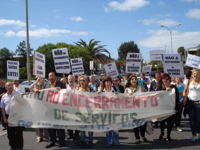 Contra o encerramento do Hospital de Santa Cruz