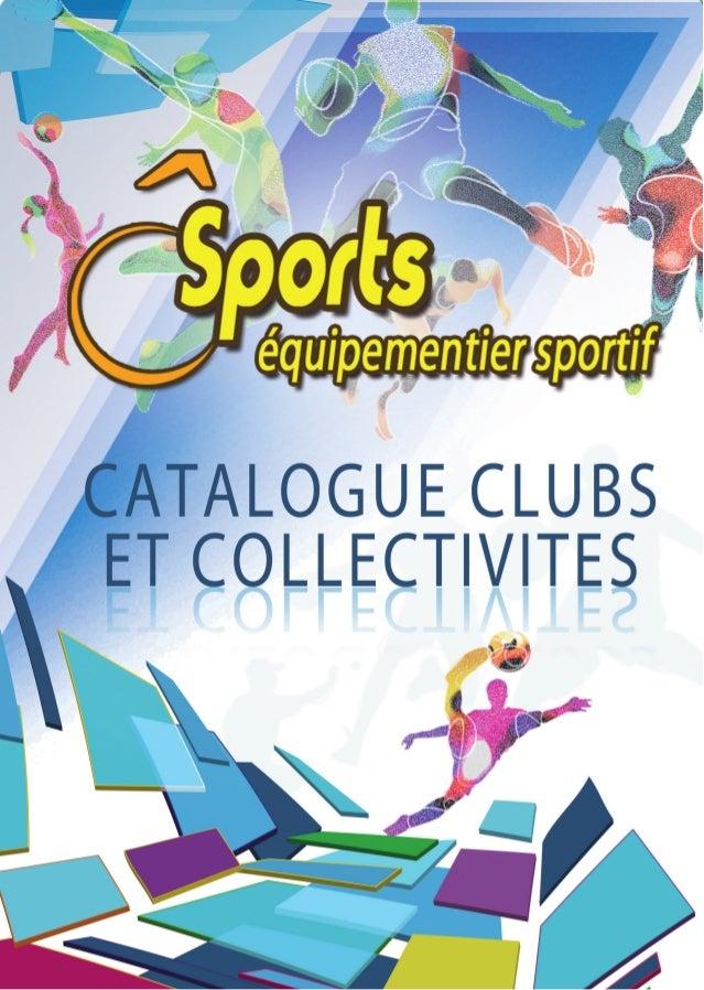 Catalogue Ô Sports