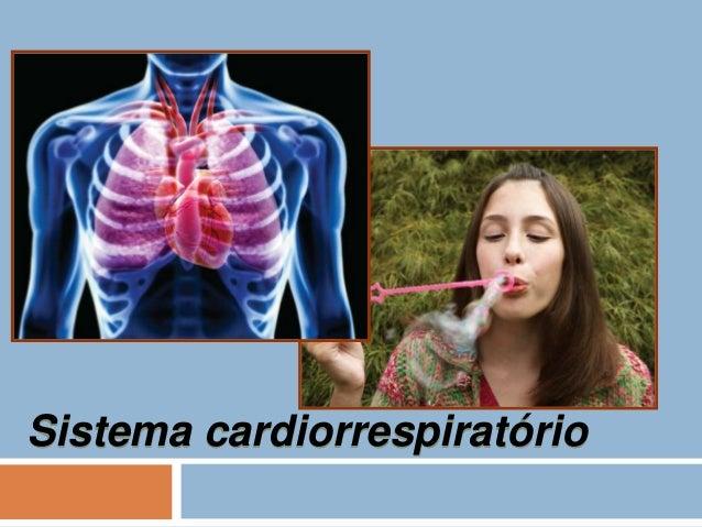 Sistema cardiorrespiratório