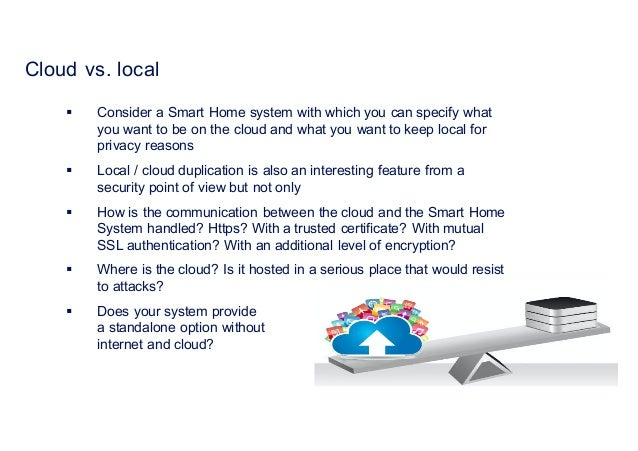 Swisscom Smart Homes Amp Security Risks