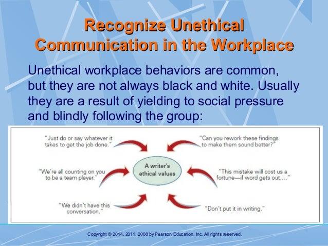 What to Do in Unethical Situations - plar.biz