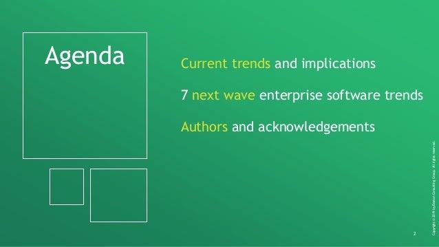 Seven Forces Reshaping Enterprise Software Slide 3