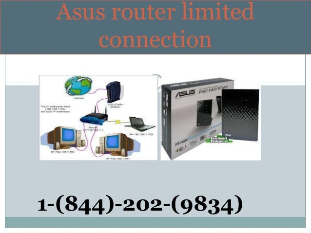 how to connect asus router to modem