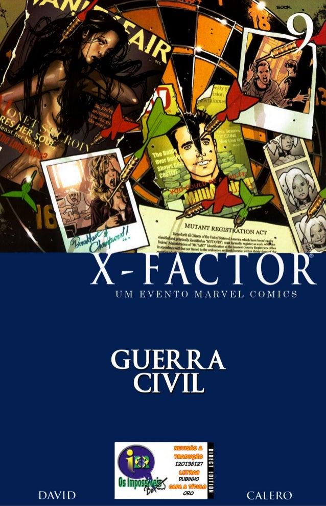 033.guerra.civil. .x-factor.v2.09.hq.br.13 mai07.os.impossiveis.br.gibihq