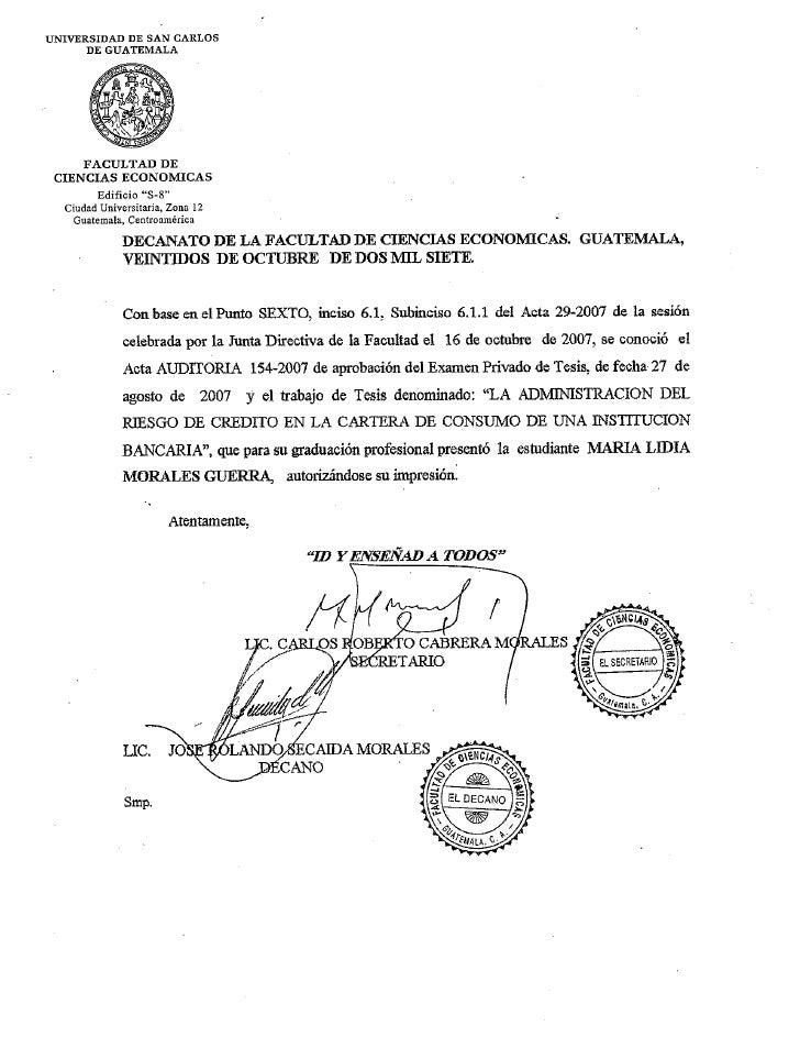 Tesis for Solicitud de chequera banco venezuela